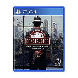 Jogo Constructor - PS4