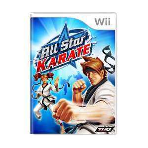 Jogo All Star Karate - Wii