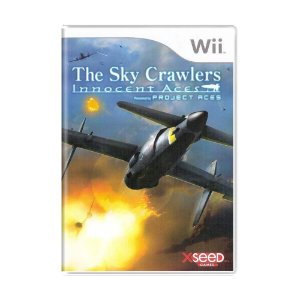 Jogo The Sky Crawlers: Innocent Aces - Wii