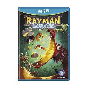 Jogo Rayman Legends - Wii U