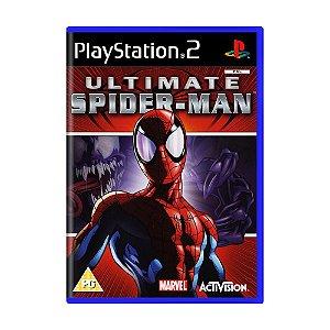 Jogo Ultimate Spider-Man - PS2 (Europeu)