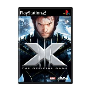 Jogo X-Men: The Official Game - PS2