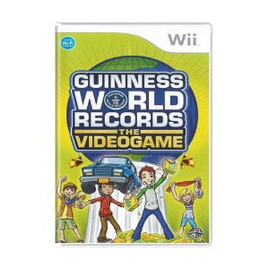 Jogo Guinness World Records: The Videogame - Wii