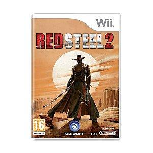 Jogo Red Steel 2 - Wii (Europeu)