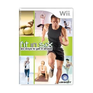 Jogo Fit in Six: Six Ways to Get in Shape - Wii
