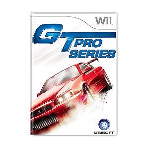 Jogo GT Pro Series - Wii