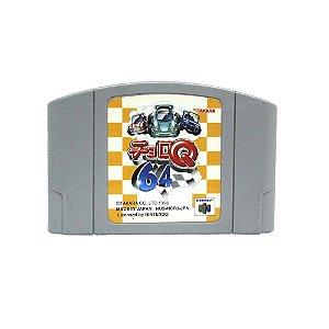 Jogo Choro Q 64 - N64 (Japonês)