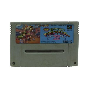 Jogo The Great Circus Mystery Starring Mickey & Minnie 2 - SNES (Japonês)