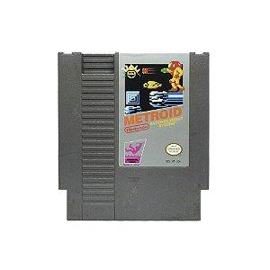 Jogo Metroid - NES