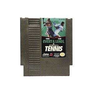Jogo Top Players Tênnis - NES