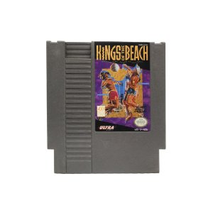 Jogo  Kings of the Beach - NES