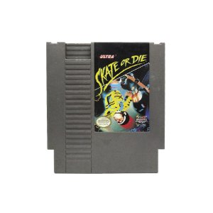 Jogo Skate or Die - NES