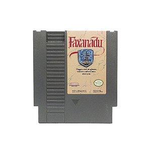 Jogo Faxanadu - NES