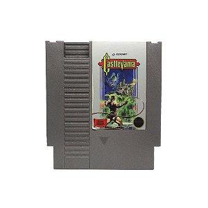 Jogo Castlevania - NES