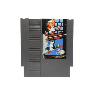 Jogo Super Mario Bros. & Duck Hunt - NES