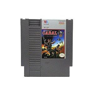 Jogo Cabal - NES