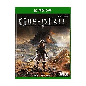 Jogo GreedFall - Xbox One