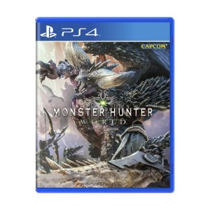 Jogo Monster Hunter: World - PS4