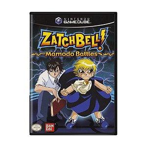 Jogo Zatch Bell! Mamodo Battles - GameCube