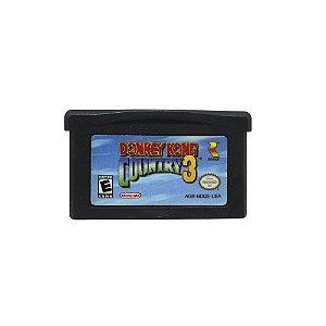 Jogo Donkey Kong Country 3 - GBA