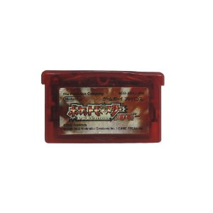 Jogo Pocket Monsters Ruby Version - GBA (Japonês)