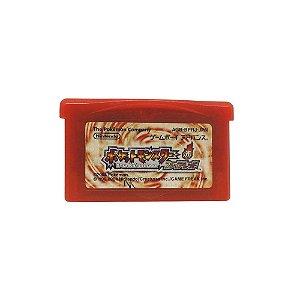 Jogo Pocket Monsters FireRed - GBA (Japonês)