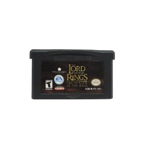 Jogo The Lord of the Rings: The Return of the King - GBA