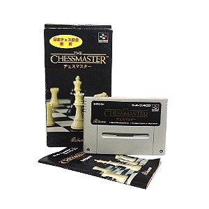 Jogo The Chessmaster - SNES (Japonês)