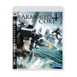 Jogo Armored Core 4 - PS3