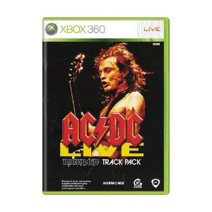 Jogo AC/DC Live: Rock Band Track Pack  - Xbox 360