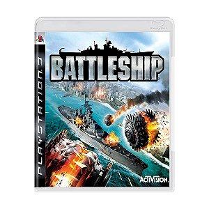 Jogo Battleship - PS3