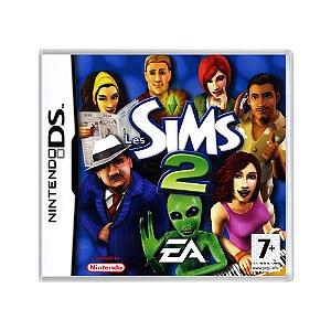 Jogo Les Sims 2 - DS (Europeu)