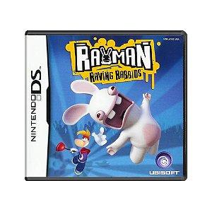 Jogo Rayman Raving Rabbids - DS
