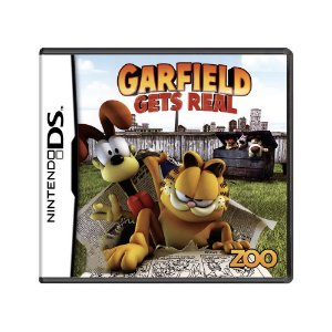 Jogo Garfield Gets Real - DS