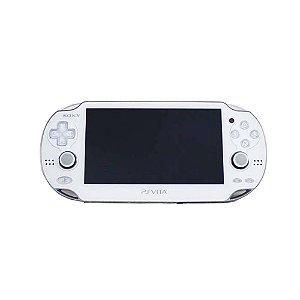 Console PlayStation Vita Slim Branco - Sony