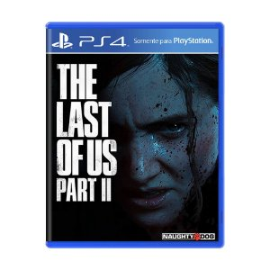 Jogo The Last of Us: Part II - PS4