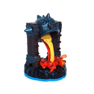 Boneco Skylanders Swap Force: Fiery Forge