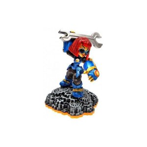 Boneco Skylanders Giants: Sprocket