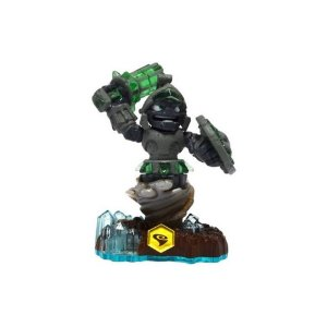 Boneco Skylanders Swap Force: Doom Stone