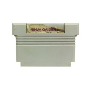 Jogo Ninja Gaiden III - Dynavision