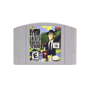 Jogo Blues Brothers 2000 - N64