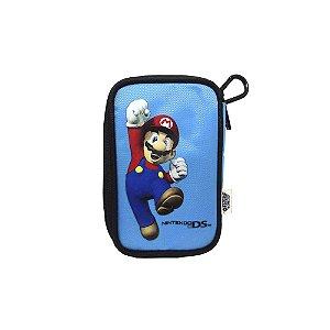 Case Protetora para Nintendo DS (Super Mario)