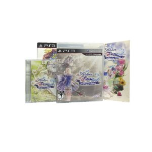 Jogo Atelier Totori: The Adventurer of Arland (Premium Edition) - PS3