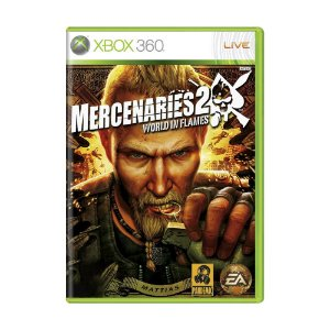 Jogo Mercenaries 2: World in Flames - Xbox 360