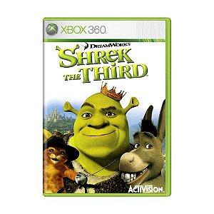 Jogo DreamWorks Shrek the Third - Xbox 360