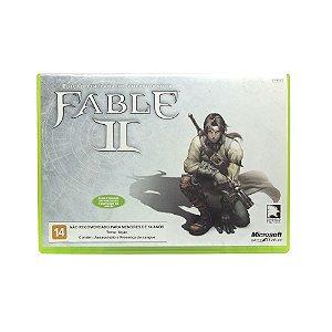 Jogo Fable 2 (Edição de Colecionador) - Xbox 360