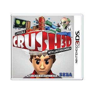 Jogo Crush3D - 3DS