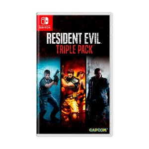 Jogo Resident Evil 4 - Switch