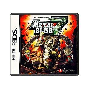 Jogo Metal Slug 7 - DS