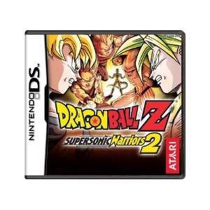 Jogo Dragon Ball Z: Supersonic Warriors 2 - DS